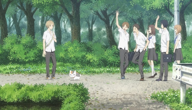 Download Natsume Yuujinchou Roku Subtitle Indonesia [Batch]