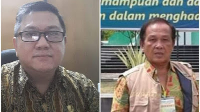 TOMAS Minsel Apresiasi Lumentut Angkat Supit Jabat Kadisnaker