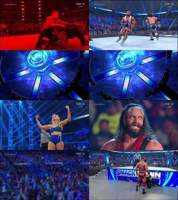 WWE Friday Night Smackdown 17 January 2020 720p HDTV