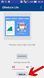 Cara Memperkecil Ukuran Foto .jpg dan .png di HP