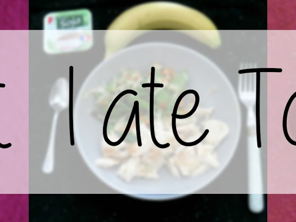 What I Ate Today | Winter Edition