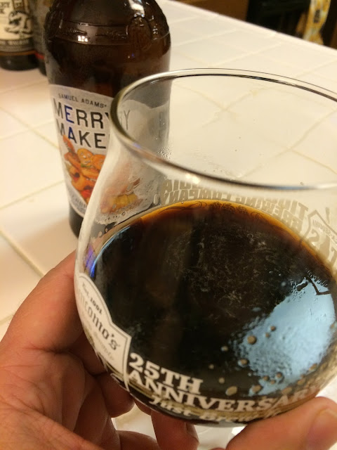 Samuel Adams Merry Maker Gingerbread Stout 3