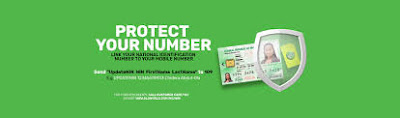 Easy Steps How to connect/link your GLO SIM CARD with your NIN/NIMC