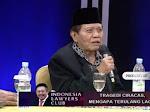Singgung ABRI saat Ulas Insiden Polsek Ciracas, Syamsu Djalal: TNI Banyak Tantangan, Polri Tentengan