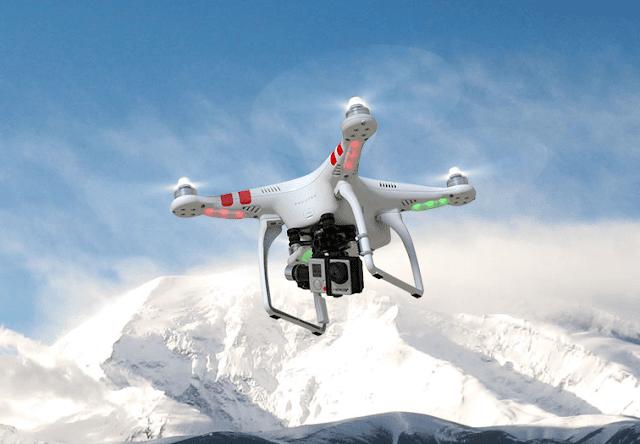 Jasa sewa drone di kota semarang