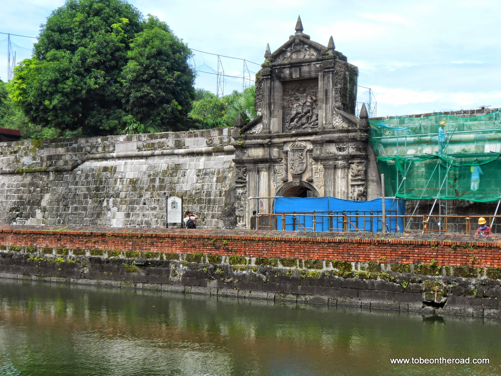 Church, Fort, Intramuros, Manila, Philippines, UNESCO,