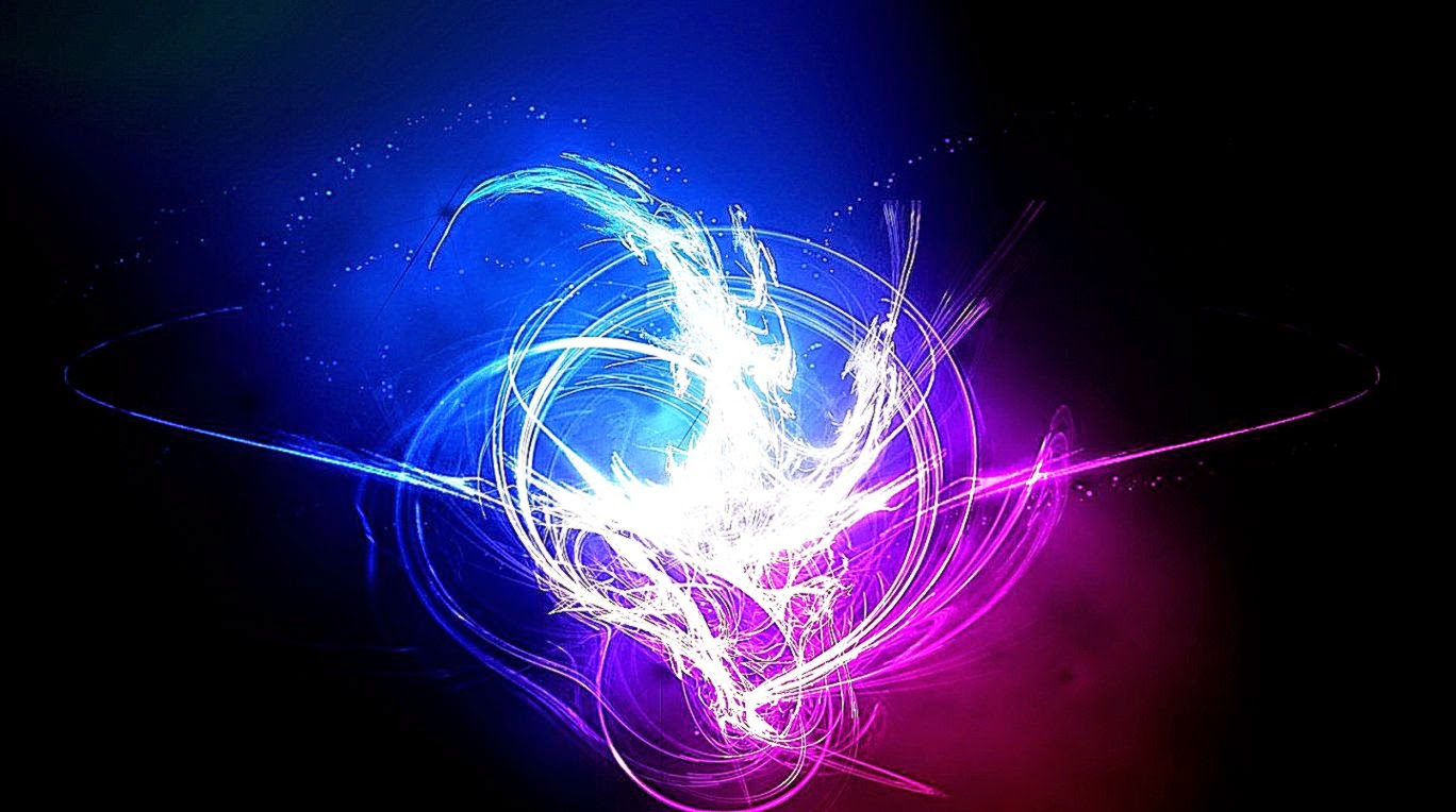 Neon Wallpapers: Abstract Neon Wallpaper Background