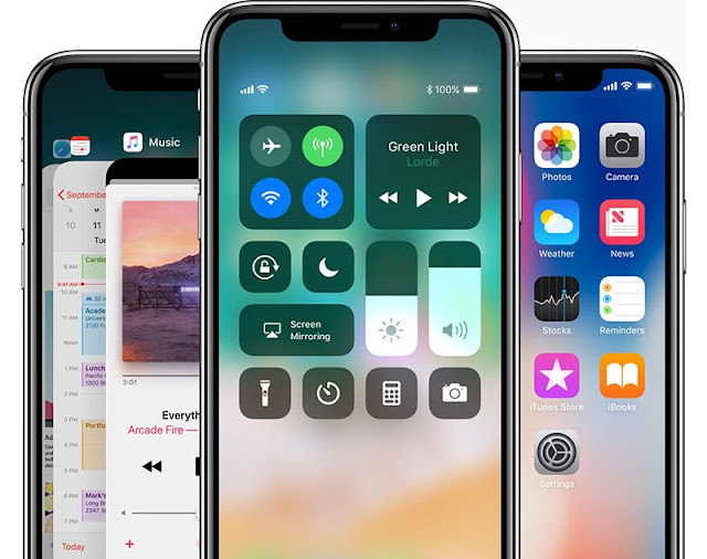 iPhone  X  Apple wonder ten