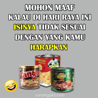 Meme Lucu Idul Fitri 2019