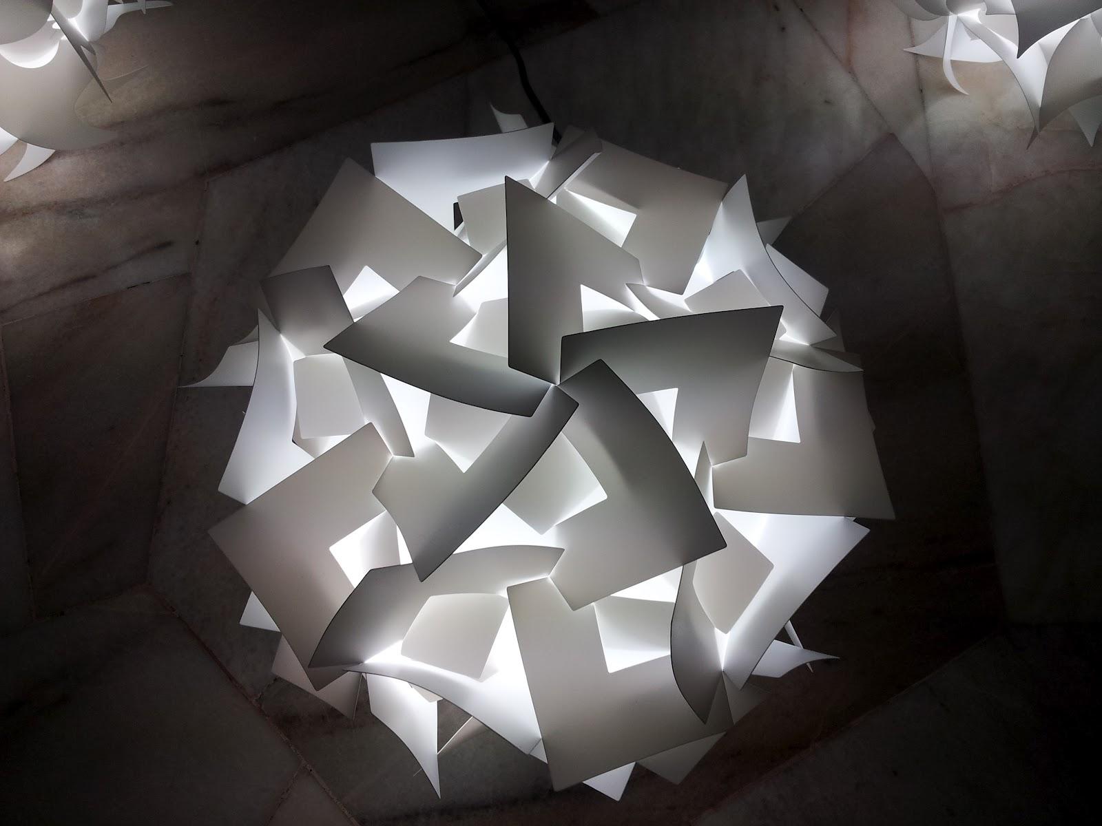 Iq Light Jigsaw Lamp Vilightdeco Volvox Weird Version