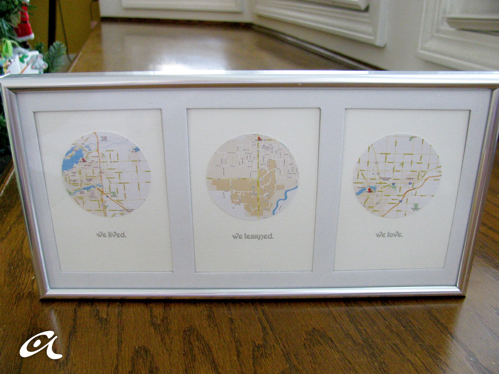Andrea Arch: DIY: Map art on life map art, pinterest map art, diy alice in wonderland cake, map wall art, diy gifts for men, wood map art, framed map art, event art, usa map art, diy decorate with maps, map canvas art, recycled map art, mind map art, vintage map art, etsy map art, united states map art, diy glass painting ideas, steampunk map art, diy one year anniversary gifts, travel map art,