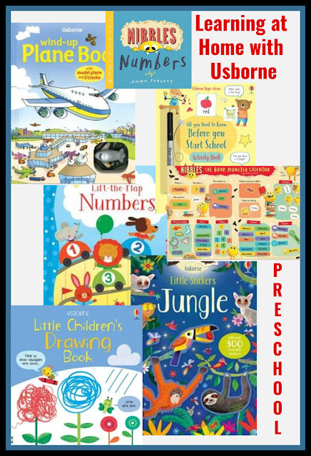 Learning at Home with Usborne - Preschool - Pinterest