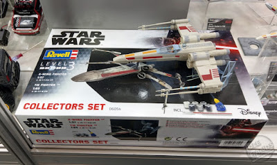 Toy Fair 2020 UK Revell Model Kits Star Wars