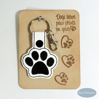 Dog Key Chains, Key Fobs | SewAmazin Etsy