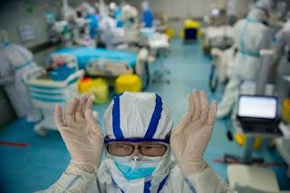 شاهد كيف تنهار الصين بسبب فيروس كورونا القاتل