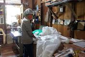 Bertahan di Tengah Pandemi Covid-19,  Deebee furniture Beralih Memproduksi APD