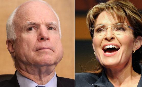 John McCain: I regret picking Sarah Palin as running mate