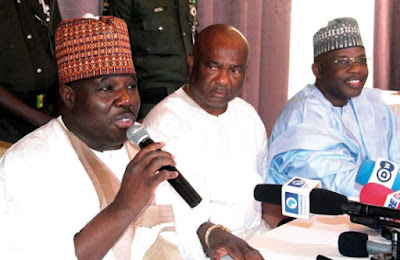 pdp convention suspended