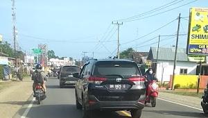 Plat Mobil Dinas BPPRD yang Dipalsukan Tuai Komentar Netizen : Meraso Mobil Dewek Lupo Kalau Itu Harto Kabupaten Muarojambi