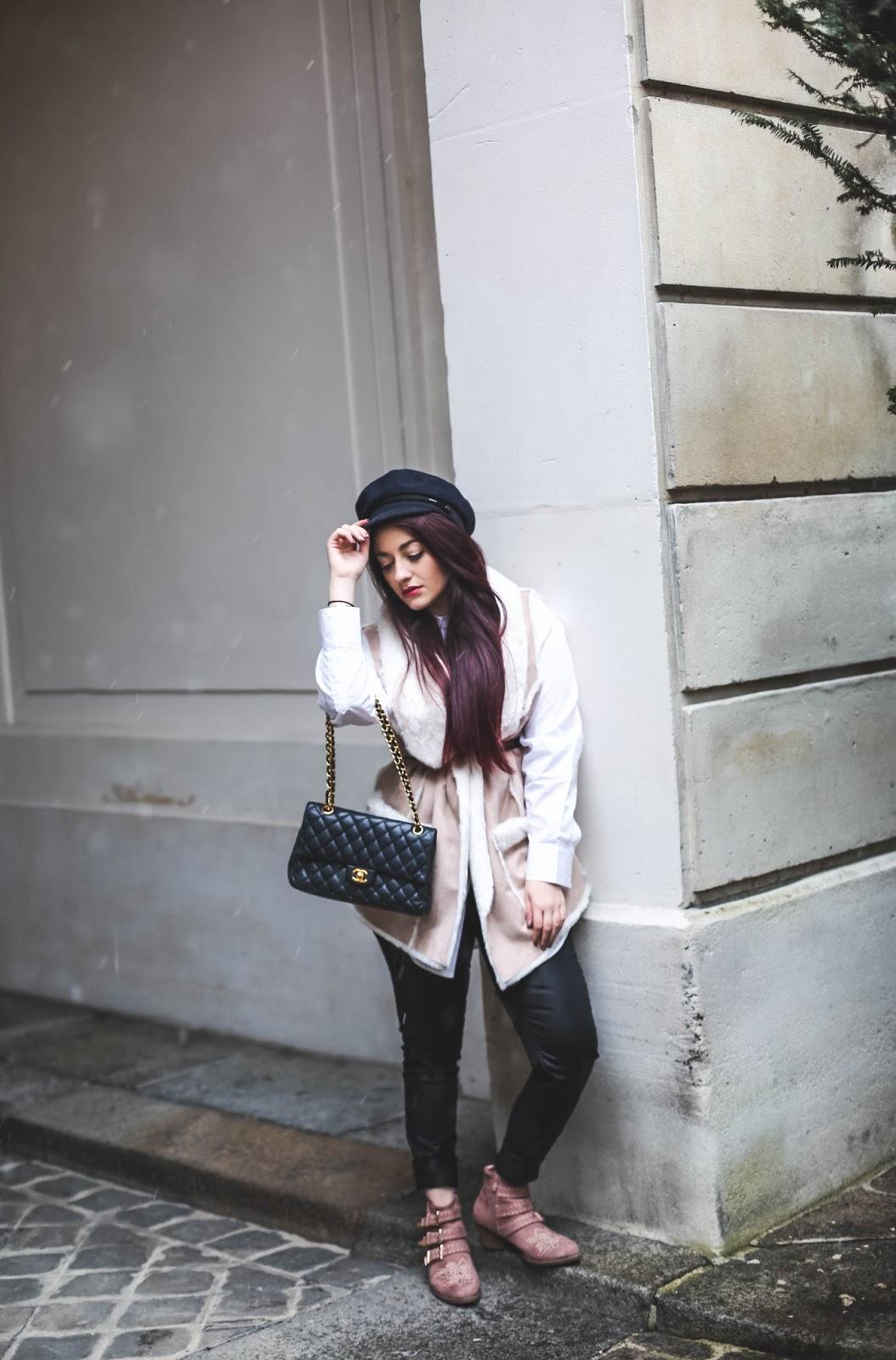 sac Chanel venus is naive blog mode
