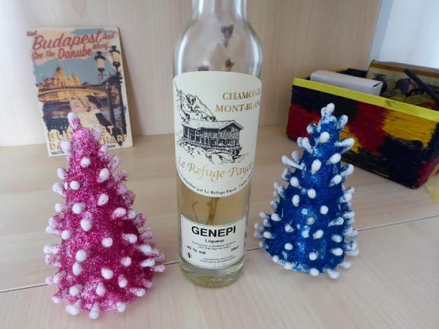 genepì di Chamonix, il liquore di montagna