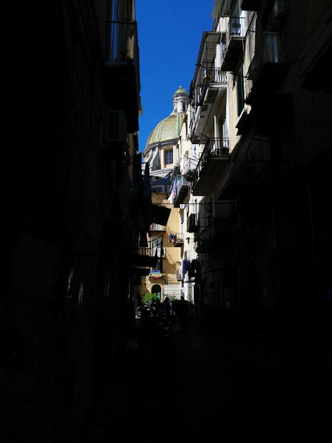 Chiesa-Rione Sanità-Napoli
