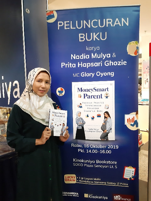 Review Buku MoneySmart Parent