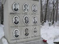 Dyatlov Geçidi Anıtı