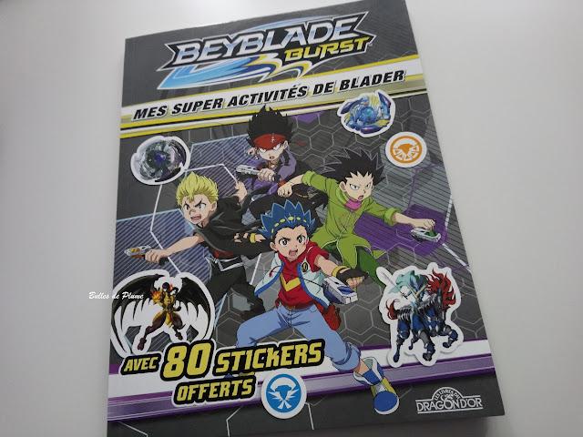 activités de Blader - Beyblade Burst