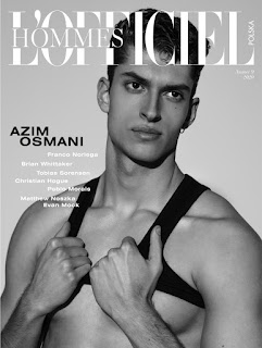 L'Officiel Hommes Poland #9