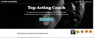 Learn acting by an acting coach privately individually