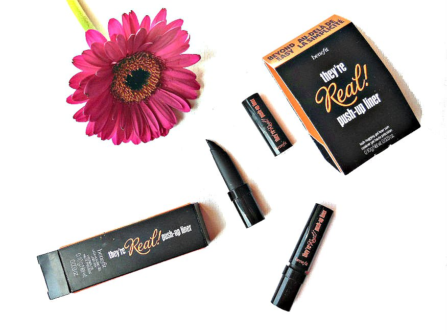 Benefit cosmetics they're real push up liner review