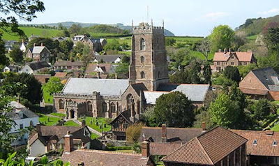 St George's Church, Dunster