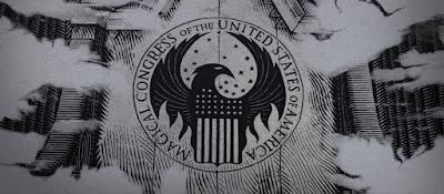 Storia della Magia nel Nord America - La Legge Rappaport: lo stemma del MACUSA