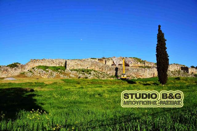 Κλειστοί 12:00 με 17:00 λόγω καύσωνα 10 αρχαιολογικοί χώροι της Αργολίδας
