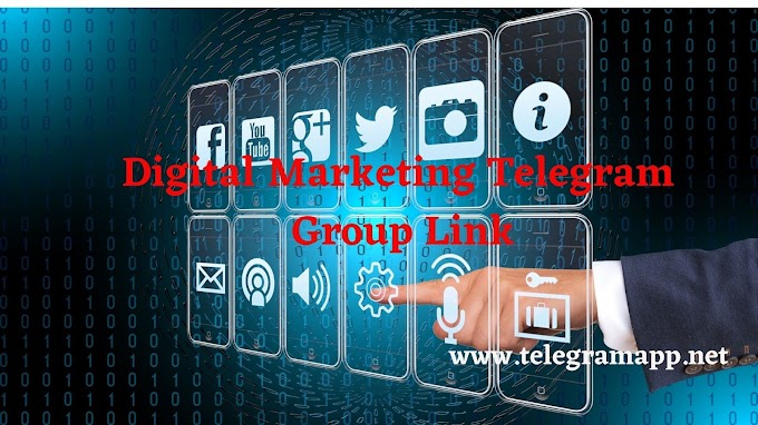 Join Best Digital Marketing Telegram Group Link
