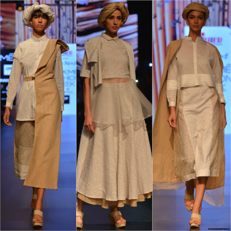 Lakmé Fashion Week Summer/Resort 2016: The Changing Face Of Indian Fashion - A Matter Of Modest Choice