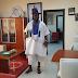 Photo: Desmond Elliot(Actor/politician) in full yoruba attire as he celebrates one year as a lawmaker