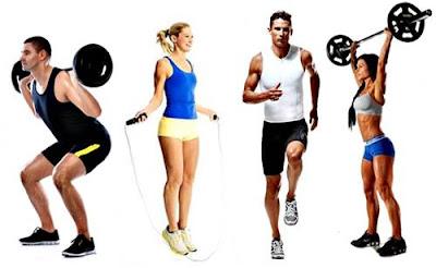 Ejercicio actividad física