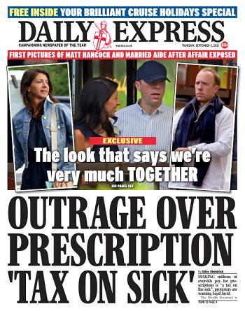 Daily Express Magazine 2 September 2021