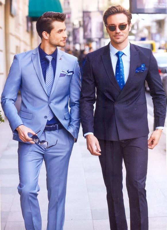 костюмы мужские классические