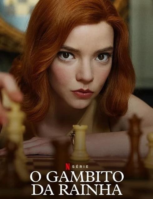 Série O Gambito da Rainha