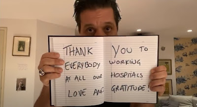 Thank You to Front Line Workers