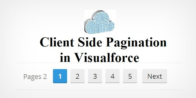 Client Side Pagination in VisualForce - Salesforce