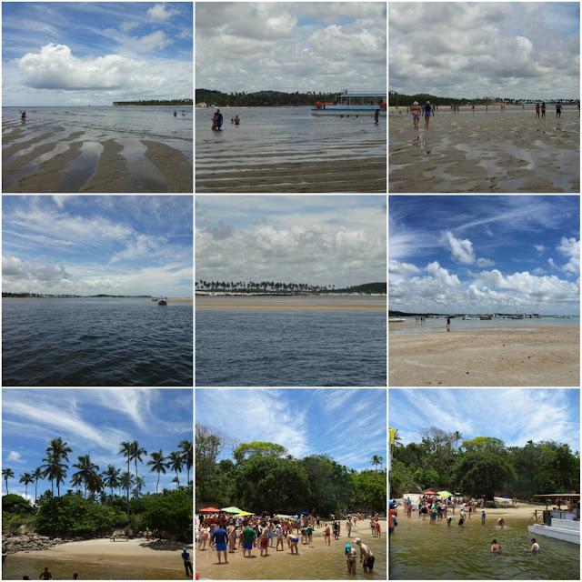 Conhecendo a Praia de Carneiros em um dia saindo de Recife - passeio de catamarã