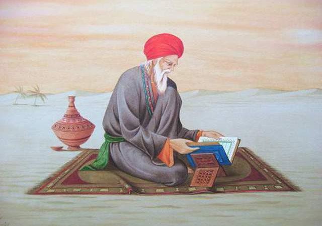 Gambaran Sifat Waliyullah