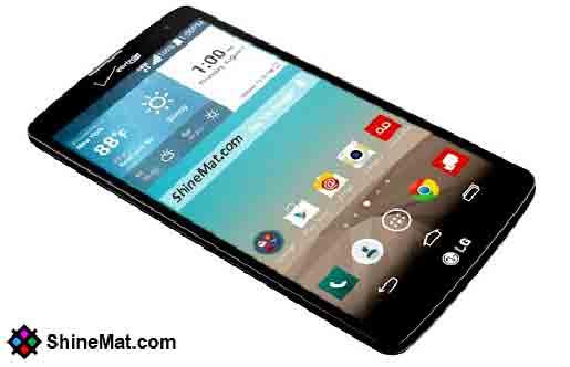 lg g6 smartphone shinemat
