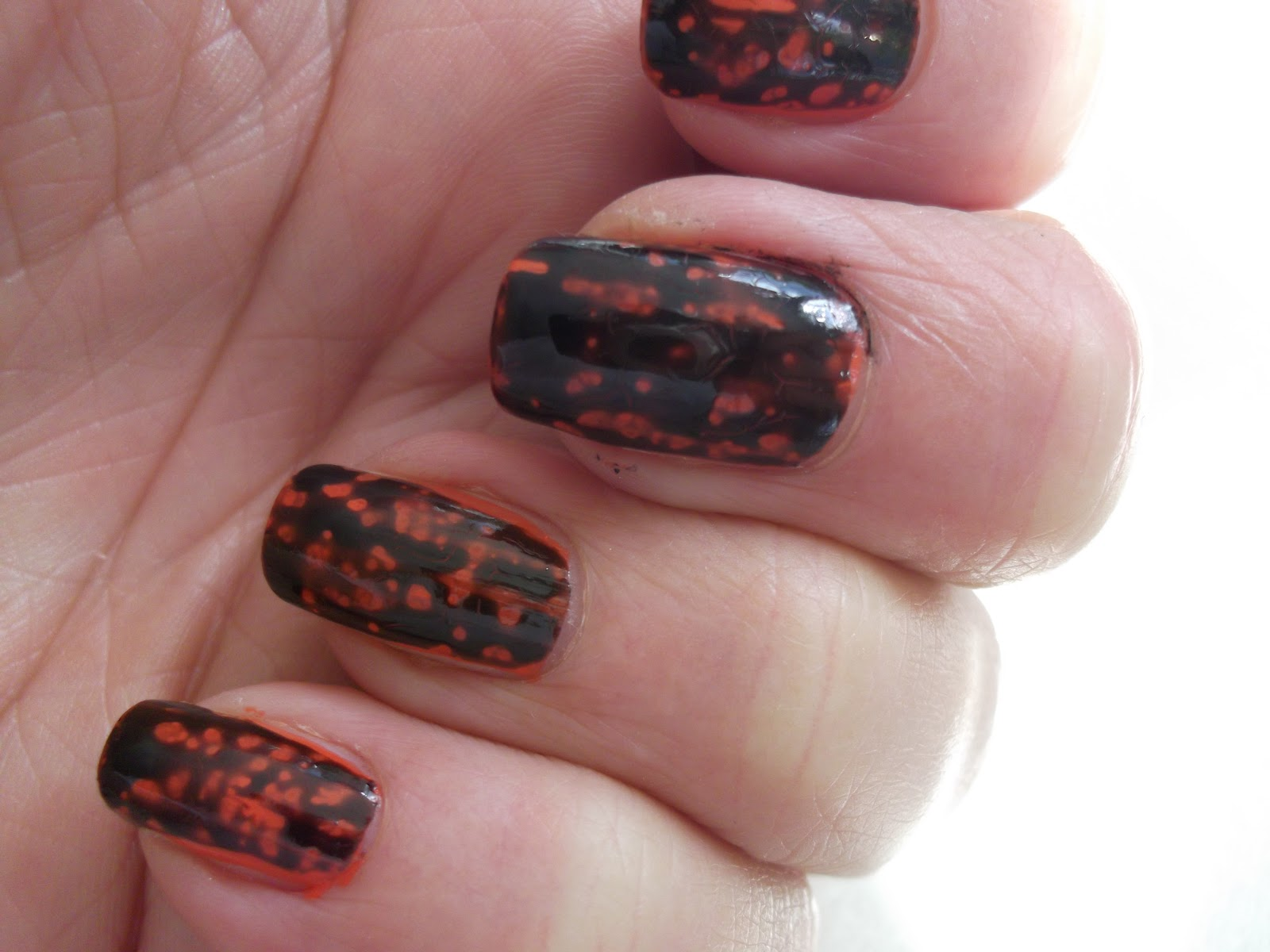 Opi Spotted Nail Effect Polish British Beauty Blogger