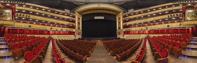 Visita al Teatro Real