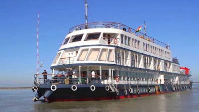 Cruise Service Between India and Bangladesh